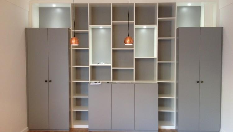 meubles sur mesure agrandir. Black Bedroom Furniture Sets. Home Design Ideas