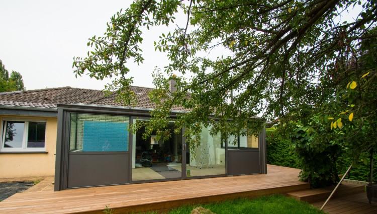 comment agrandir sa maison pas cher avie home. Black Bedroom Furniture Sets. Home Design Ideas
